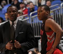 Dwayne Casey (and wunderkind GM Masai Ujiri) and a coachable Kyle Lowry. Hope in Raptorville.