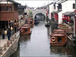 It's scenic, and has lots of evident history, and I often liked the older part of Suzhou. Really!