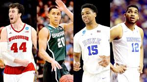 The big names. Which one of these will not make the NBA?